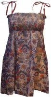 SL158 Ex UK Chainstore Floral Beach Cami x13