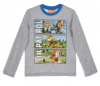 SC110 Ex Chainstore Boys Long Sleeve Character Paw Patrol Topx85