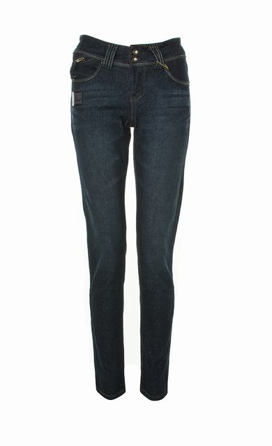SL773 Ex UK Chainstore Dark Navy Denim Skinny Jeans x12